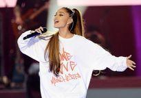 Ariana Grande chiến thắng kép ở Teen Choice Awards 2017 trước thềm sang Việt Nam