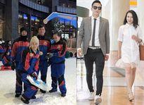 Vbiz 15/08: Chu Đăng Khoa sum vầy hạnh phúc bên vợ con, MC Minh Hà trải lòng về scandal làm 'người thứ 3'?