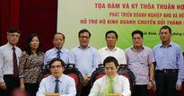 VINASME và tỉnh Thái Bình ký hợp tác hỗ trợ hộ kinh doanh chuyển đổi thành doanh nghiệp