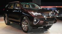 Toyota Fortuner máy dầu số tự động sắp bán tại Việt Nam