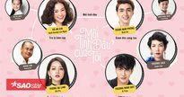 Lộ bảng phân vai 'siêu hot' trong 'She Was Pretty' bản Việt