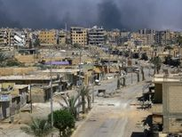 Quân đội Syria xác nhận vụ máy bay rơi tại miền Nam