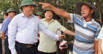 Nạo vét luồng lạch Cửa Việt: Lãnh đạo huyện tố chủ đầu tư 'đi đêm'?
