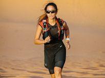 'Cô gái vượt 4 sa mạc' Thanh Vũ thách thức đường chạy qua 3 quốc gia trong 48h