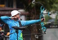 Cung thủ Kiều Oanh mang huy chương đầu tiên cho Việt Nam tại SEA Games 29