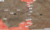 Quân đội Syria dồn dập tấn công, tiến đánh về giải cứu Deir Ezzor
