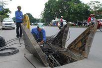 Ông Nguyễn Đức Chung: Có 4 hãng đăng ký hạ ngầm cáp viễn thông