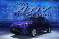 Toyota trình làng mẫu xe thân thiện môi trường Yaris ATIV đầu tiên tại Thái Lan