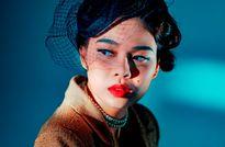 'Quý cô Bolero' Giang Hồng Ngọc quyến rũ với phong cách thời trang retro