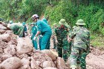 Giúp người dân Ba Chẽ ổn định cuộc sống sau lũ