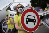 Đức đối mặt tình trạng khẩn cấp vì xe diesel