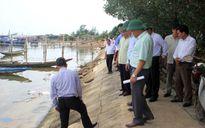 Chấm dứt dự án nạo vét luồng lạch Cửa Việt