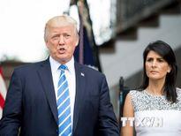 Tổng thống Mỹ chỉ đạo lập phương án quân sự khá thi đối phó Triều Tiên