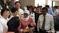 Singapore lập ngân hàng sữa mẹ đầu tiên