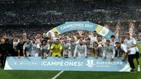 Tiếp tục đánh bại Barca, Real đăng quang Siêu cúp Tây Ban Nha 2017