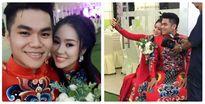 Hé lộ những hình ảnh hiếm hoi đầu tiên về đám cưới của Lê Phương - Trung Kiên ở nhà trai Ninh Thuận