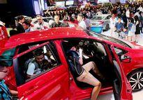 Giảm mạnh ô tô nhập từ Hàn Quốc, Trung Quốc, Ấn Độ