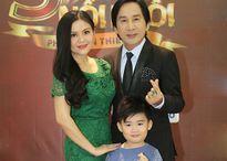 Kim Tử Long dắt vợ con đi sự kiện ra mắt 'Sao Nối Ngôi nhí'