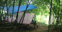 Thừa Thiên - Huế: Người dân dựng lán bên sông Tả Trạch ngăn cát tặc lộng hành