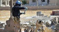 Syria tố Mỹ-Anh trực tiếp cấp vũ khí hoá học cho khủng bố