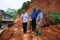 Sạt lở đất sáng 17.8 tại Yên Bái: Một người tử vong
