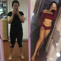 Cô gái 9x chia sẻ bí kíp giảm 10kg liên tục chỉ trong vòng 3 tháng