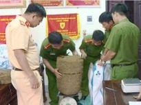 Xóa sổ đường dây ma túy lớn từ Lào vào Nghệ An