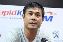 HLV Hữu Thắng hài lòng với tỷ số 4-1 trước U22 Campuchia