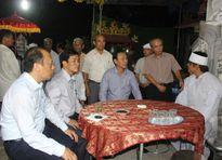 UB ATGT Quốc gia thăm hỏi 3 gia đình nạn nhân TNGT ở Huế