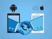 Hướng dẫn đồng bộ nhanh danh bạ, lịch, email từ Android sang iOS