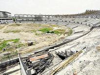 Sập mái vòm sân vận động ở Ấn Độ, 14 người có thể đã tử vong
