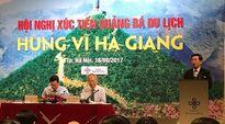 Xúc tiến du lịch 'Hùng vĩ Hà Giang' tại Hà Nội