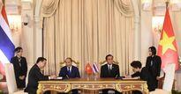 Việt Nam - Thái Lan ký hiệp định về hợp tác khoa học, công nghệ và đổi mới sáng tạo
