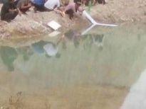 Hai chị em ruột tử vong tại hồ nước ở Vĩnh Phúc