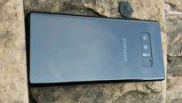 Ảnh thực tế Galaxy Note 8: camera kép, vân tay mặt lưng