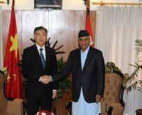 'Chơi bài' với Ấn Độ, Trung Quốc xuất tướng đến Nam Á