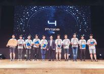 Đoàn sinh viên Việt Nam đạt 4 giải thưởng tại cuộc thi lập trình quốc tế Samsung 2017
