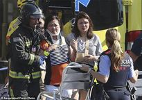 Tấn công khủng bố đẫm máu tại Tây Ban Nha