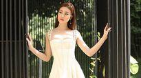 Hoa hậu Đỗ Mỹ Linh chuộng phong cách công chúa