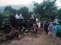 Hỗ trợ ban đầu cho các nạn nhân tử vong trong vụ nổ ở Khánh Hòa