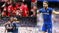 BXH Premier League trước vòng 2: MU 'nhuộm đỏ', Chelsea 'lạc lối'