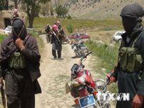 Afghanistan: Taliban tấn công khiến 11 cảnh sát thương vong