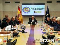 Loạt vụ tấn công tại Tây Ban Nha: Duy trì cảnh báo an ninh cấp độ 4