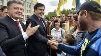 Tổng thống Poroshenko sẵn sàng dẫn độ cựu bạn thân?