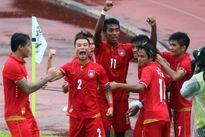 Thắng cả 3 trận, U22 Myanmar thảnh thơi chờ U22 Việt Nam ở bán kết SEA Games 29