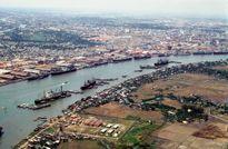 Ảnh ấn tượng Sài Gòn năm 1969 nhìn từ máy bay Mỹ (2)