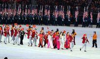 Đoàn Thể thao Việt Nam diễu hành tại Lễ khai mạc SEA Games 29