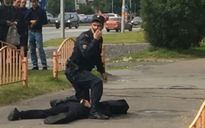 Kẻ dùng dao đâm 8 người trên phố bị cảnh sát bắn hạ