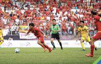 SEA Games cuối của trọng tài Minh Trí