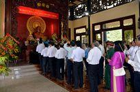 An Giang long trọng kỷ niệm 129 năm Ngày sinh Chủ tịch Tôn Đức Thắng